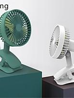 cheap -W7 Silent Head-shaking 3-speed Adjustable Fan Baby Carriage Clip Fan Desktop Dormitory Desktop Fan