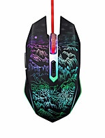 cheap -Ergonomic Wired Gaming Mouse 6 Button Luminous USB Computer Mouse Gamer Mice Silent Mause With Backlight For PC Laptop