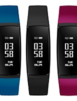 cheap -V07S Smartwatch for Android iOS 0.87-inch Support Heart Rate Monitor Blood Pressure Measurement Sports Smart Pedometer Call Reminder Sleep Tracker Sedentary Reminder