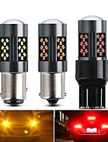cheap -YoBis Modified Car Led Small Light T20-2016-42smd Turn Signal Brake Light