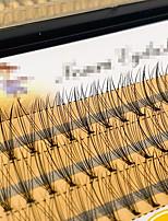 cheap -False Eyelashes Grafting Eyelashes 10D Single Cluster 0.07 Hot Melt Single Cluster Eyelashes Eyelash