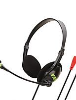 cheap -SOYTO SY440MV Gaming Headset 3.5mm Headphone 3.5mm Microphone Desktop Computer Ergonomic Design InLine Control for Apple Samsung Huawei Xiaomi MI  PC Computer Gaming
