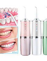 cheap -Cordless Oral Irrigator USB Rechargeable Water Flosser Portable Dental Water Jet Floss Teeth Cleaner Large Water Tank With 4 Nozzle