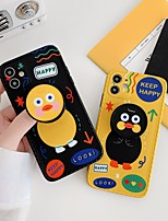 cheap -Phone Case For Apple Back Cover iPhone 12 Pro Max 11 SE 2020 X XR XS Max 8 7 Shockproof Dustproof with Stand Cartoon TPU