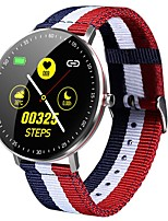 cheap -F19 Smartwatch for Android iOS IP67 Waterproof Sports Tracker for Heart Rate Monitor Blood Pressure Measurement Sports Timer Stopwatch Pedometer Call Reminder Sleep Tracker