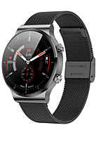 cheap -M2 Smartwatch Fitness Running Watch IP68 Waterproof Heart Rate Monitor Calories Burned Stopwatch Pedometer Sleep Tracker for Android iOS Men Women / Alarm Clock / Exercise Reminder / Calendar