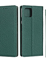 cheap -Phone Case For Google Full Body Case Google Pixel 3a Google Pixel 4a Google Pixel 5 Google Pixel 5 XL Google Pixel 4 Google Pixel 4 XL Card Holder Shockproof Dustproof Solid Colored PU Leather