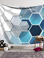 cheap -Wall Tapestry Art Decor Blanket Curtain Hanging Home Bedroom Living Room Decoration Polyester Checkered