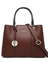 cheap -Women's Bags Top Handle Bag Date Office & Career 2021 Maroon Wine Black Red