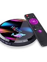 cheap -Android 9.0 TV Box H96MAX  S905X3 Bluetooth 4.0 4K  4K Digital Display Cortex A55 4GB 128GB 64GB 32GB