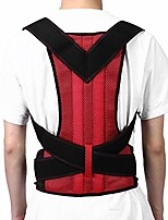 cheap -posture correction unisex adjustable posture corrector brace correction belt back spine support(xl)