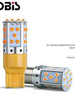 cheap -Car LED Brake Lights Light Bulbs Integrated LED 4.08 W For universal General Motors All years 2pcs