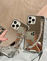 cheap -Phone Case For Apple Back Cover iPhone 12 Pro Max 11 SE 2020 X XR XS Max 8 7 Shockproof Dustproof Glitter Shine TPU
