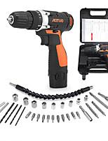 cheap -32Pcs/Set Multi-Functional Electric Drill Set 12V Electric Drill For Handling Screws Punching EU Plug