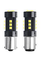 cheap -Car LED Reversing (backup) Lights Light Bulbs For universal All years 2pcs