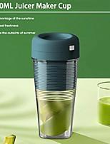 cheap -300ML Portable USB Rechargeable Electric Juice Machine Mini Food Processor Juicer Maker Cup Bottle Travel Outdoor Fruit Juicer
