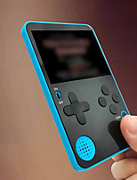 cheap -Ultra Thin Handheld Video Game Console Portable Game Player Built-in 500 games Retro Gaming Console