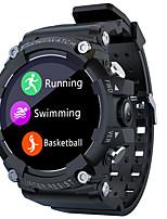cheap -LOKMAT SKY Smartwatch Fitness Running Watch 3G 4G Bluetooth 1.28 inch Screen IP 67 Waterproof Touch Screen Sports Stopwatch Pedometer Call Reminder 50mm Watch Case for Men Women / Long Standby