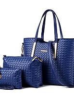 cheap -Women's Bags Top Handle Bag Daily Office & Career 2021 Handbags Wine Black Champagne Royal Blue