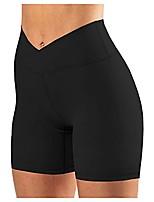 cheap -mjuio women's solid workout leggings fitness sports running yoga athletic pants,women's hip-lifting yoga pants, sweatpants