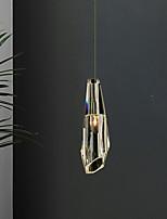 cheap -LED Pendant Light Kitchen Island Light Bedside Light Crystal 10cm Unique Design Copper LED Nordic Style 220-240V 110-120V