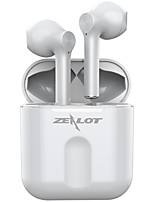 cheap -ZEALOT T2 True Wireless Headphones TWS Earbuds Bluetooth5.0 Ergonomic Design Dual Drivers ENC Environmental Noise Cancellation for Apple Samsung Huawei Xiaomi MI  Everyday Use Traveling Cycling