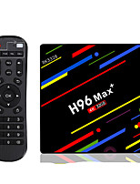 cheap -Smart TV Box Android 10.0 TV Box H96MAXPLUS 4K Support H.265 Cortex-A53 4GB 64GB 32GB