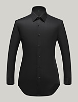 cheap -Men's Wedding Suits Notch Standard Fit Single Breasted More-button Solid Color Polyester