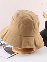 cheap -Simple Sweet Polyester / Polyamide Hats / Headwear with Ruching / Solid 1 PC Casual / Holiday Headpiece
