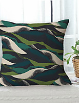 cheap -Double Side Cushion Cover 1PC Soft Decorative Square Throw Pillow Cover Cushion Case Pillowcase for Bedroom Livingroom Superior Quality Machine Washable  Outdoor Cushion for Sofa Couch Bed Chair