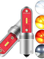cheap -2pc 1156 BA15S LED CSP 2smd CanBus 1156 BA15S P21W LED For Turn Signal Light Brake Lights Reverse Lamp Daytime Running Signal Light