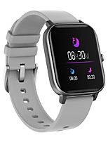 cheap -COLMI P8 Smartwatch Fitness Running Watch Bluetooth Sleep Tracker Heart Rate Monitor Blood Pressure Waterproof Sports Smart IPX-7 40mm Watch Case for Android iOS Men Women