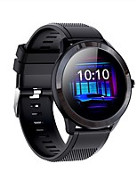 cheap -SN93 Unisex Smartwatch Bluetooth Heart Rate Monitor Blood Pressure Measurement Calories Burned Media Control Health Care Stopwatch Pedometer Call Reminder Activity Tracker Sleep Tracker