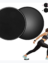 cheap -Abs Stimulator 2 pcs Sports ABS EVA Yoga Fitness Gym Workout Portable Strength Training Durable Muscle Toning Strengthens Muscle Tone Strength Trainer For Men Women