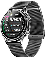 cheap -CF81 Unisex Smartwatch Bluetooth Heart Rate Monitor Blood Pressure Measurement Calories Burned Media Control Information Stopwatch Pedometer Call Reminder Sleep Tracker Sedentary Reminder