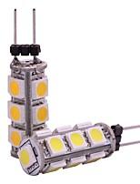 cheap -LED Bulb G4 5 9 13 SMD 5050 Wedge Spotlight Chandelier Lighting Replace Halogen Lamps Car Interior Lamp Side Marker Backup Bulb 2pcs