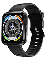 cheap -P8plus Smartwatch Fitness Running Watch Bluetooth Timer Stopwatch Pedometer Waterproof Touch Screen Heart Rate Monitor IP 67 43mm Watch Case for Android iOS / Blood Pressure Measurement / Sports