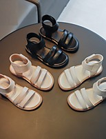 cheap -girls roman sandals 2021 summer new fashion children's soft-soled beach shoes little girl princess baby shoes tide