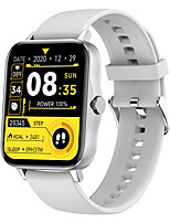 cheap -M5 Unisex Smartwatch Bluetooth Heart Rate Monitor Blood Pressure Measurement Sports Calories Burned Media Control ECG+PPG Stopwatch Pedometer Call Reminder Sleep Tracker