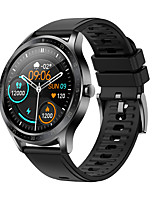 cheap -COLMI SKY5 Smartwatch Fitness Running Watch Bluetooth 1.28 inch Screen IP 67 Waterproof Touch Screen Heart Rate Monitor ECG+PPG Timer Stopwatch 43mm Watch Case for Android iOS Men Women / Sports
