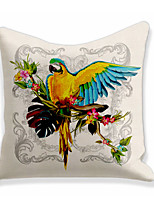 cheap -Animal Double Side Cushion Cover 1PC Soft Throw Pillow Cover Cushion Case Pillowcase for Sofa Bedroom Livingroom Superior Quality Machine Washable  Outdoor Cushion for Sofa Couch Bed Chair