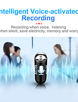 cheap -Digital Voice Recorder LITBest S1 32GB Portable Digital Voice Recorder Recording MP3 Player Rechargeable for Traveling Meeting
