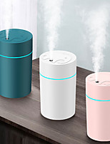 cheap -New Design Electric Humidifier With LED Light Touch Control USB Car Air Humidifier Mist Diffuser for Home Office