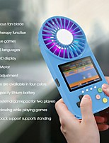 cheap -Hand-Held Gaming DeviceRetro Gaming Device USB Fan 3 Modes Adjustable 800MAh Portable