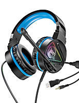 cheap -HOCO W104 Gaming Headset USB 3.5mm Audio Jack PS4 PS5 XBOX Ergonomic Design Stereo with Microphone for Apple Samsung Huawei Xiaomi MI  PC Computer Gaming