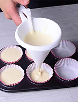cheap -Cream Cake Pancakes Muffin Funnel Tools Kitchen Adjustable Frosting Candy Funnel Chocolate Pastry Mold Dough Dispenser