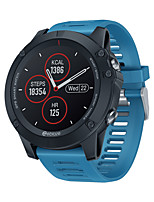 cheap -Zeblaze VIBE 3GPS Smartwatch Fitness Running Watch 1.3 inch Screen Waterproof Touch Screen GPS ECG+PPG Pedometer Call Reminder 40mm Watch Case for Android iOS Men Women / Blood Pressure Measurement
