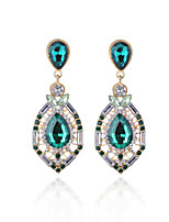 cheap -dangle earrings drop earrings fashion jewelry, water droplets, gems, earrings, jewelry