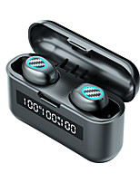 cheap -CIRCE R9 True Wireless Headphones TWS Earbuds Bluetooth 5.1 Stereo with Microphone with Volume Control for Apple Samsung Huawei Xiaomi MI  Zumba Yoga Fitness Mobile Phone