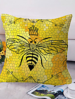 cheap -Garden Pastoral Double Side Cushion Cover 1PC Soft Throw Pillow Cover Cushion Case Pillowcase for Sofa Bedroom Livingroom Superior Quality Machine Washable  Outdoor Cushion for Sofa Couch Bed Chair
